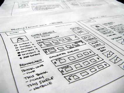 Readeo Profile Sketch